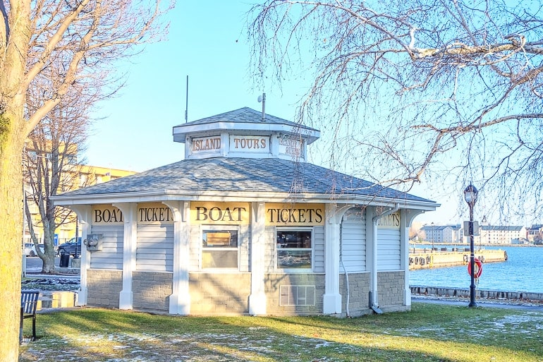 small ticket building on the waterfront things to do in kingston ontario