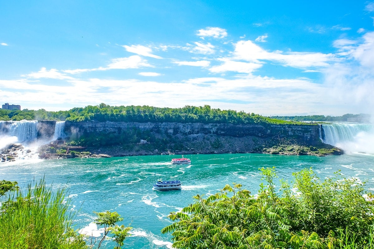 How To Get From Toronto To Niagara Falls Your