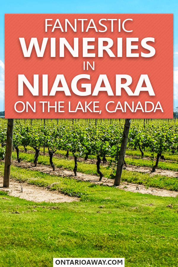 Wineries in Niagara on the Lake Canada