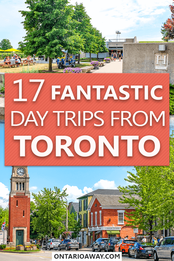 Day Trips From Toronto, Canada
